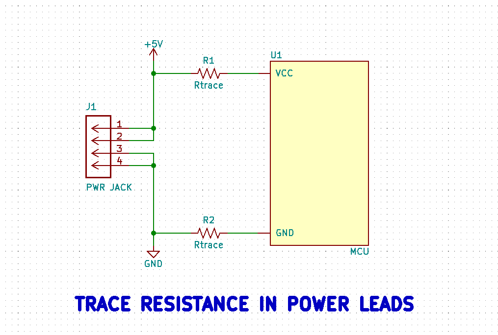 dc-power-trace-circuit