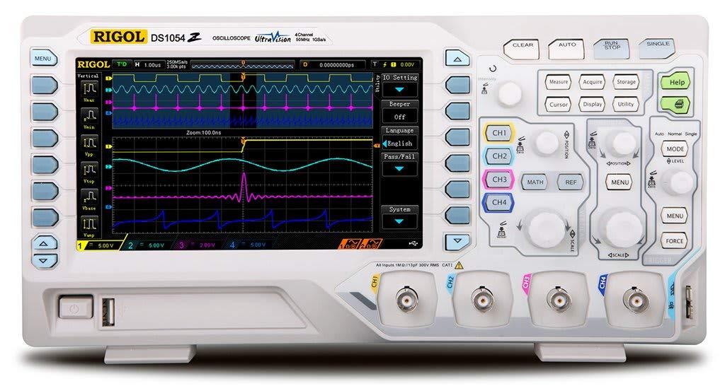 rigol-oscilloscope
